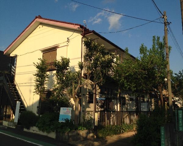 コーポ前田外観写真