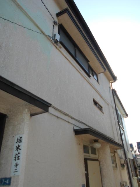 堀米荘第2外観写真