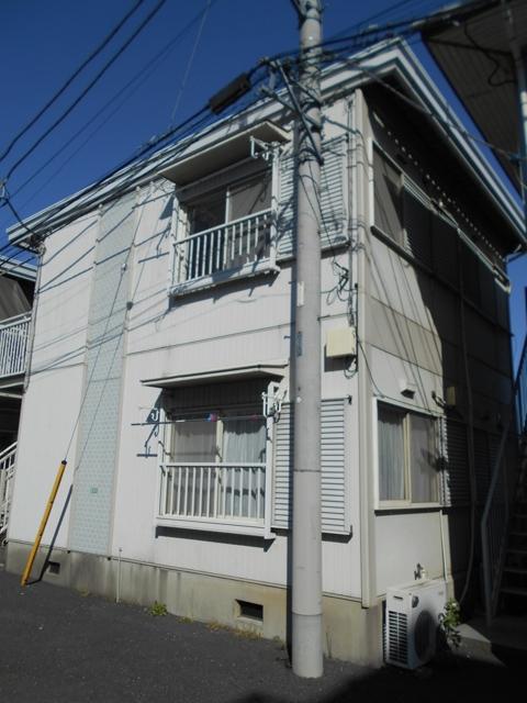 第8川口荘外観写真