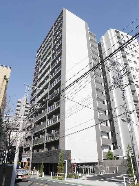 AXAS HY's板橋区役所前外観写真