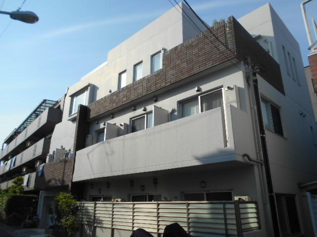 クレール桜川外観写真