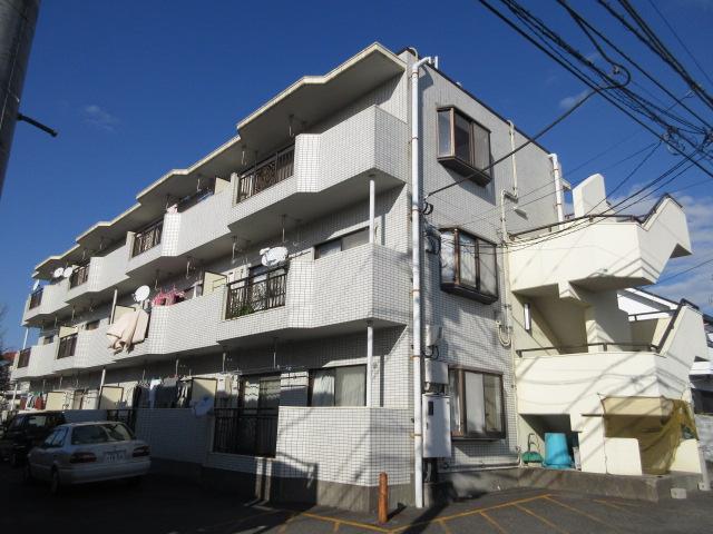 サンヒルズ新横浜外観写真