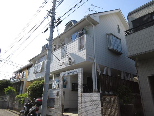 アップルハウス三ッ沢下町外観写真