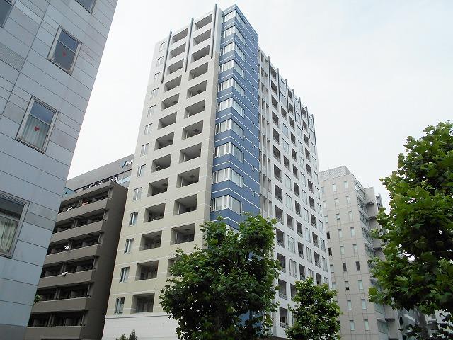 D'クラディア新横浜PLATINUM SOLID外観写真