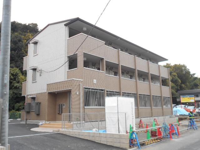 コンフォール新横濱Ⅰ外観写真