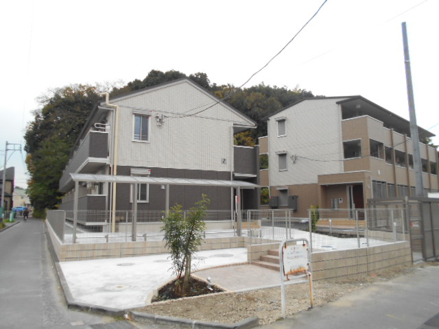 (仮)D-room新横浜B外観写真