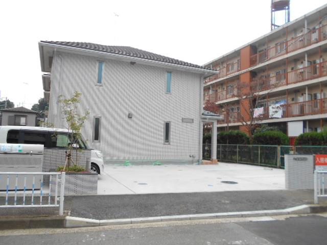 アネモス横浜外観写真