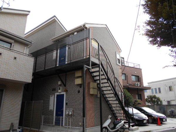 ハーミットクラブハウス富士塚外観写真