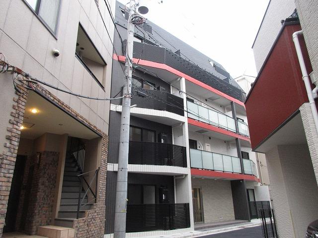 フロンティアコンフォート横濱反町外観写真