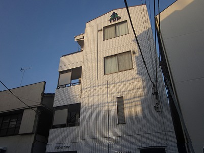 TOP・東白楽第2外観写真
