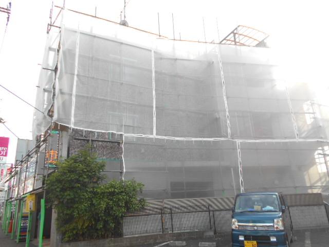 サンクレージュ横浜片倉町外観写真