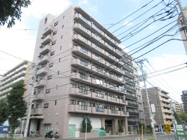 サンブライト新横浜外観写真