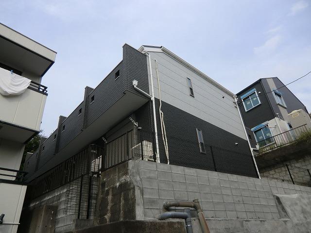 セントレジス新横浜外観写真