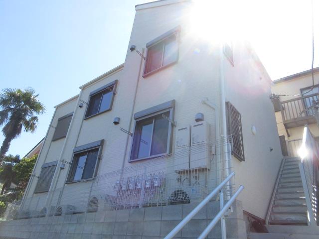 カルテット新横浜外観写真