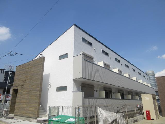 メルヴィーユ新横浜外観写真