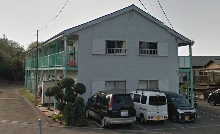 グリーンヴァレイA棟外観写真