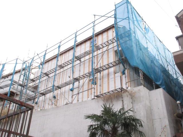 (仮称)菊名5丁目新築アパートメント計画C外観写真