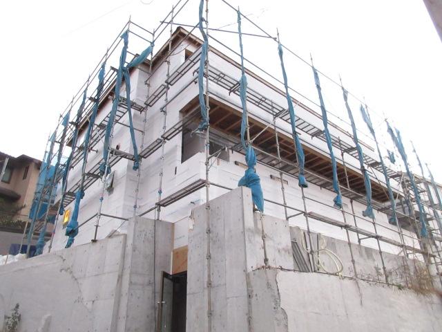 (仮称)菊名5丁目新築アパートメント計画D外観写真
