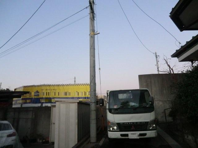 ハーミットクラブハウス菊名Ⅲ・C棟外観写真