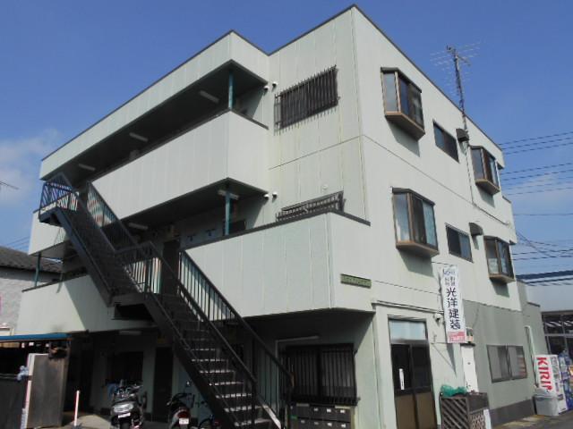 スカイハイムヤザワ外観写真