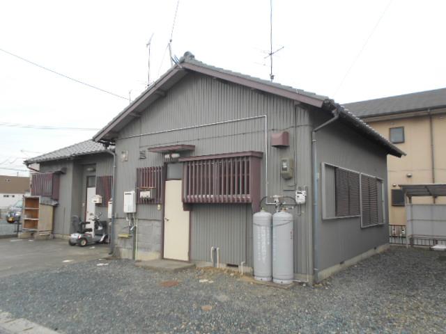祝川荘外観写真