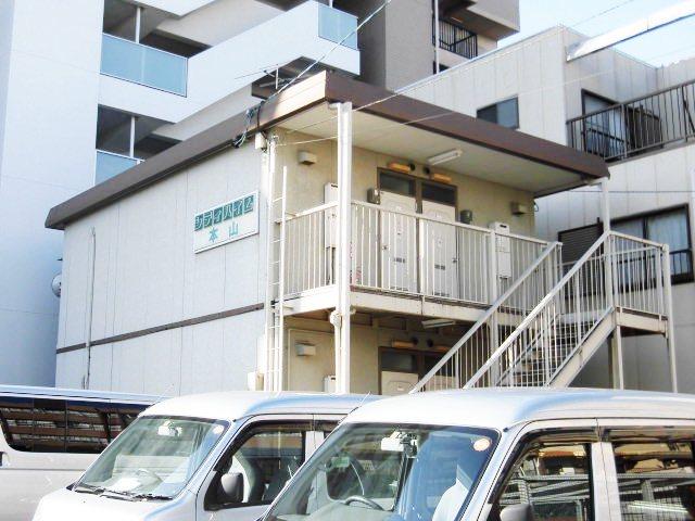 シティハイム本山外観写真