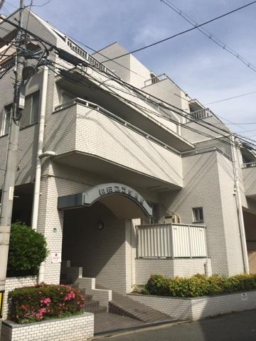 朝日プラザ桜坂外観写真