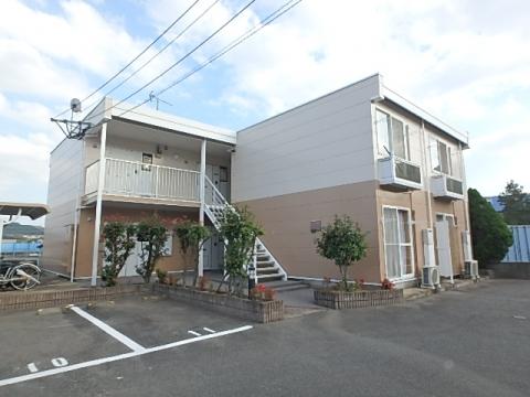 アジュール那珂川外観写真