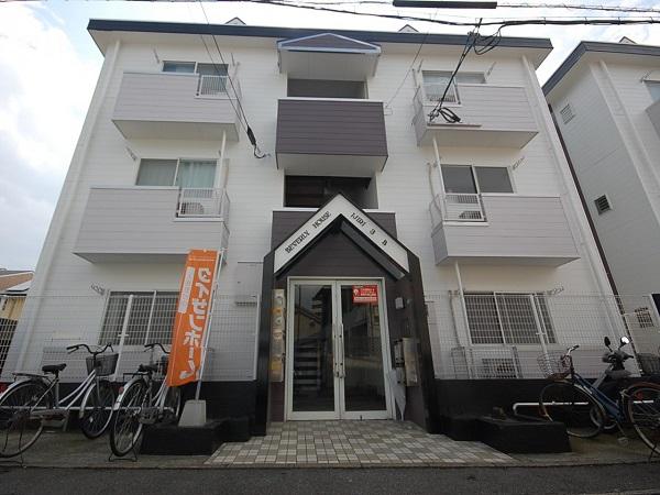 ビバリーハウス井尻ⅢB外観写真