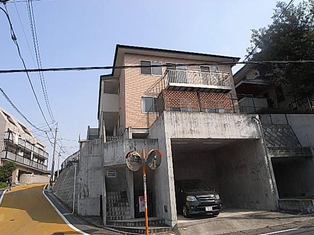サンアロマ笹丘外観写真