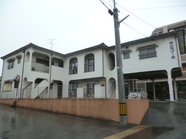 中江コーポ外観写真