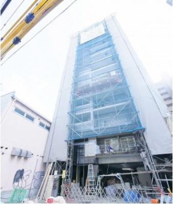 仮)大橋マンション外観写真