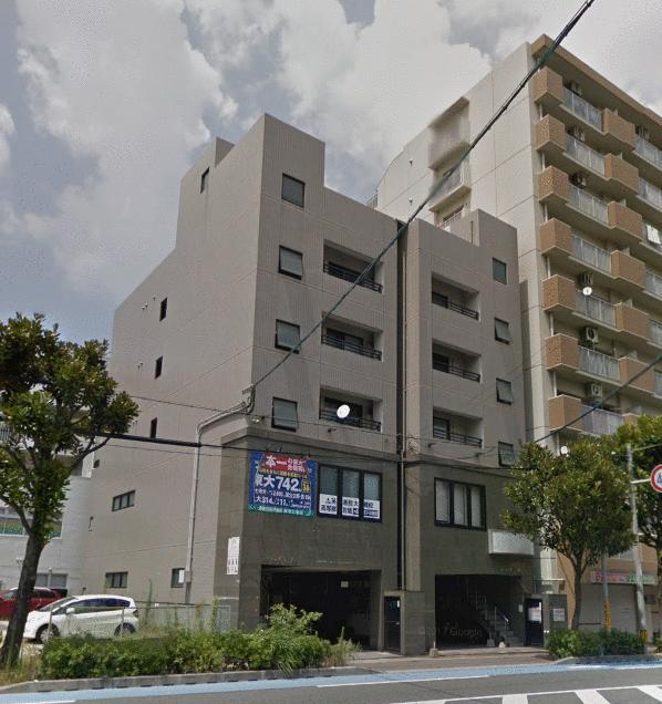 福島Kビル外観写真
