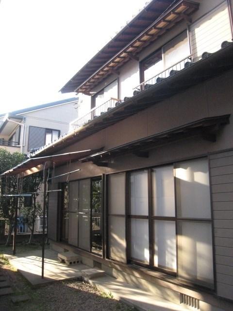 松ヶ丘戸建外観写真