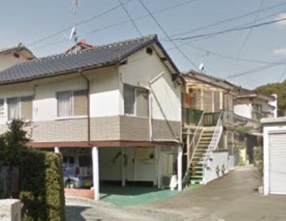 上野アパートB外観写真
