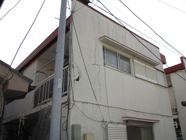 下田テラスハウスC外観写真