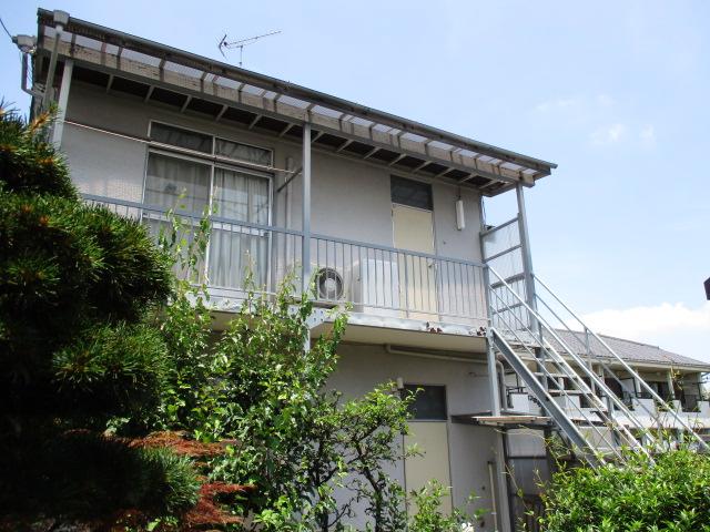 髙橋アパート外観写真
