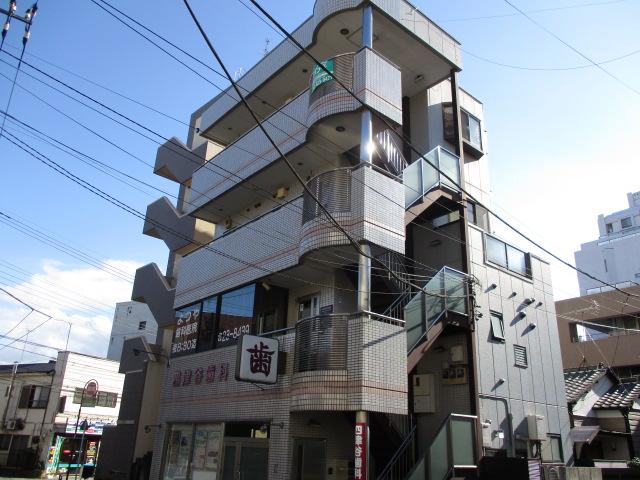 杉田マンション外観写真