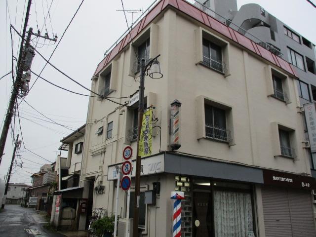 富岡マンション外観写真