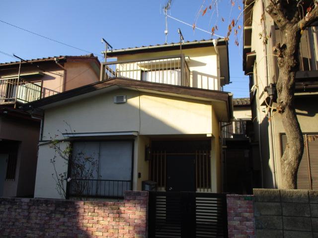 増田ハウス外観写真