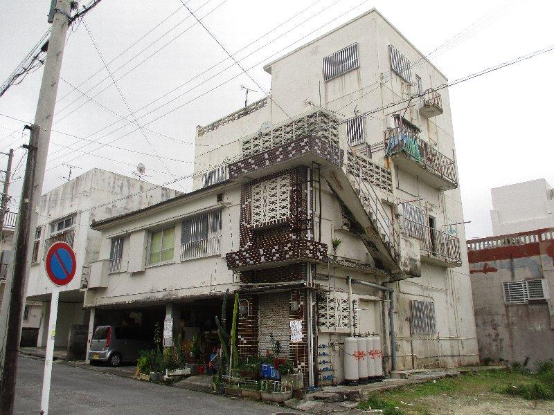 松本アパート外観写真