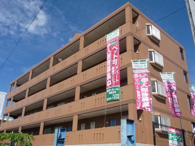 サンハイツ川崎外観写真