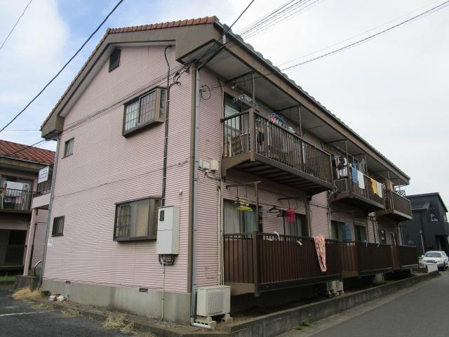 デリエール横須賀B棟外観写真