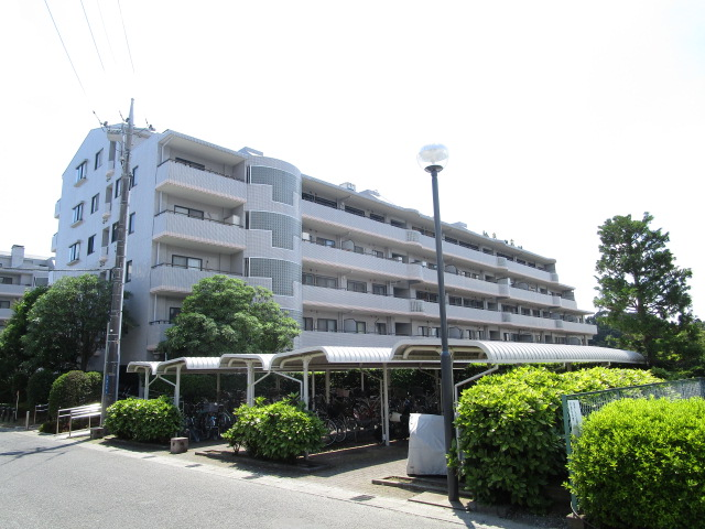 東急ドエル・ステージ21サウスコート弐番館外観写真