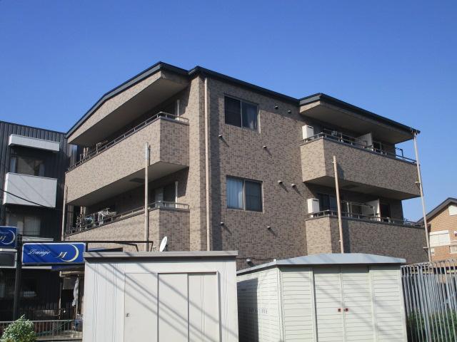 メゾンツジヤマ外観写真