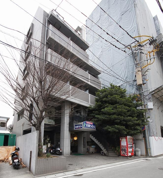 JGM藤崎駅前外観写真