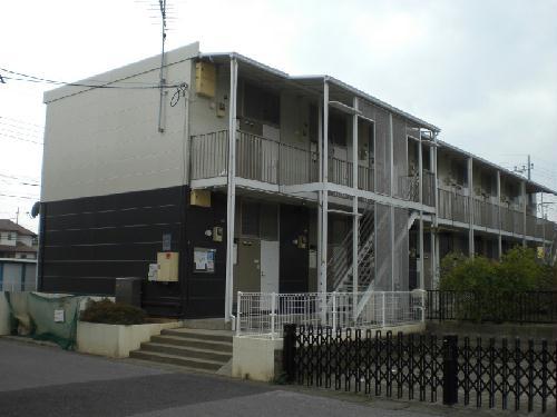 レオパレスニューバリア外観写真