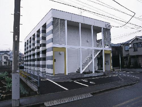 レオパレスAー1外観写真