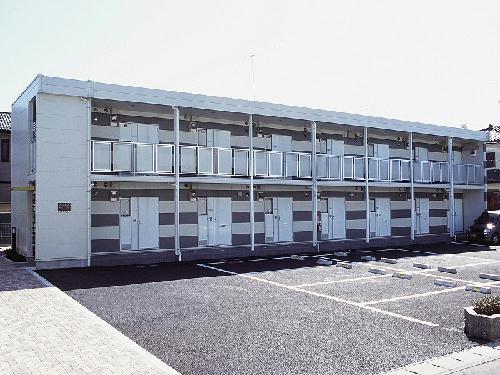 レオパレスSAIKAWA外観写真