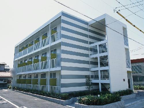レオパレスYAMAKOⅣ外観写真
